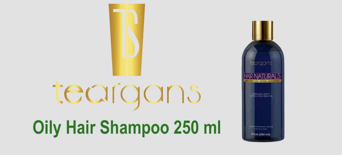 Oily Hair Shampoo 250 ml